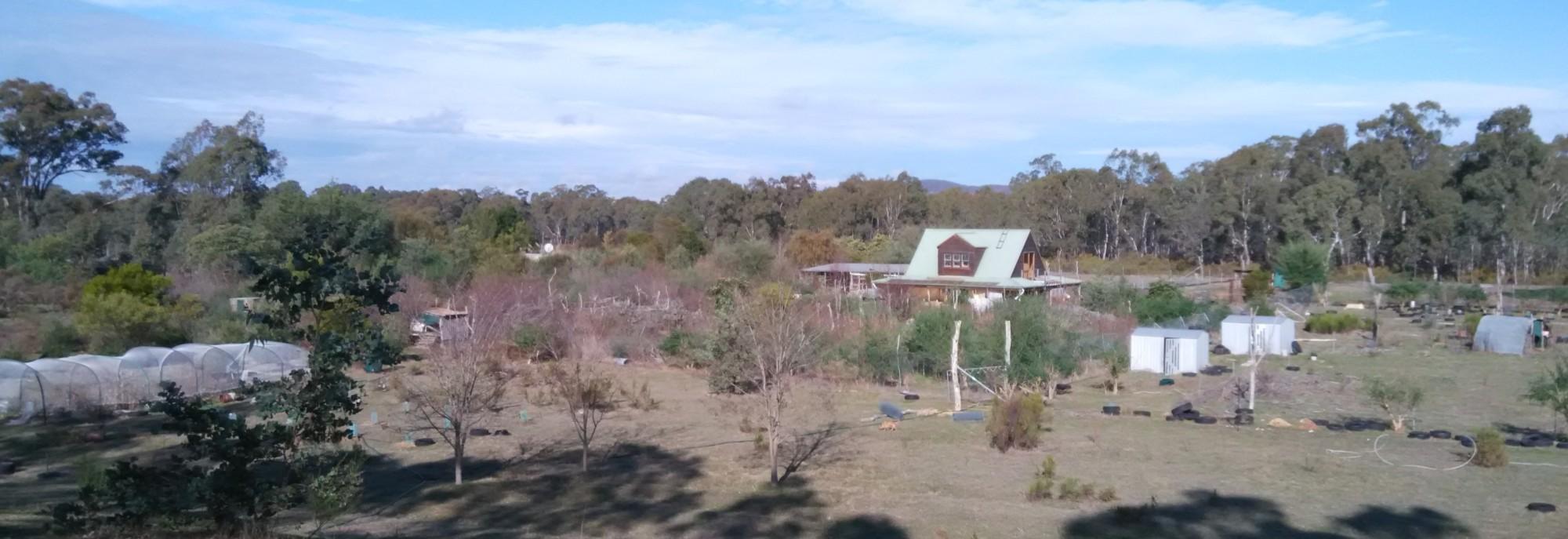 Tukkadjungul Farm, Heathcote